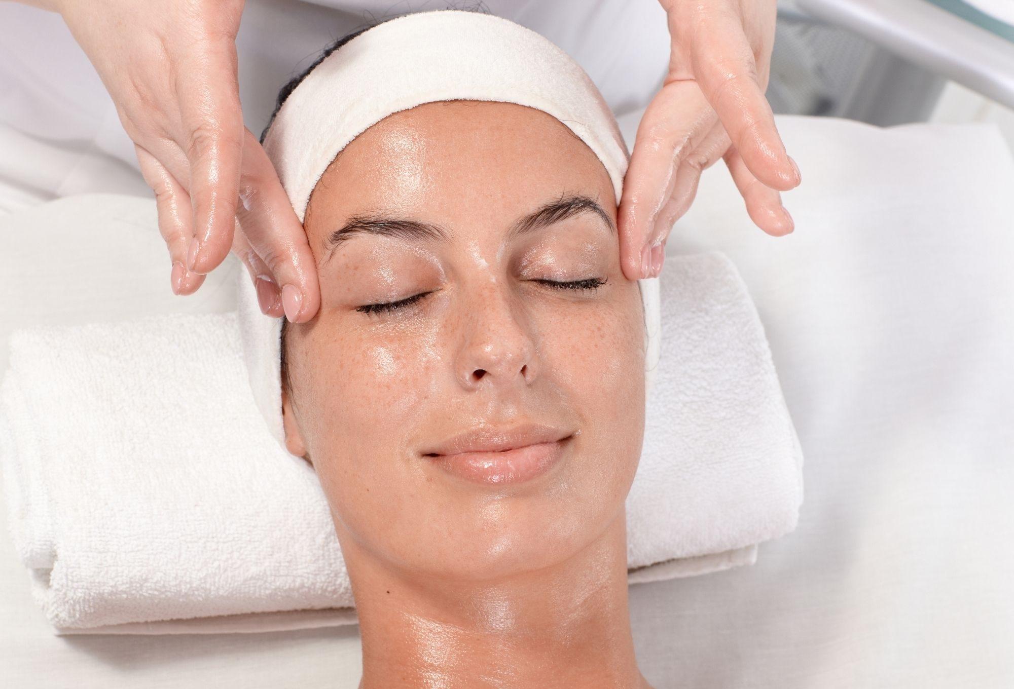 Gezichtsbehandeling True Skin