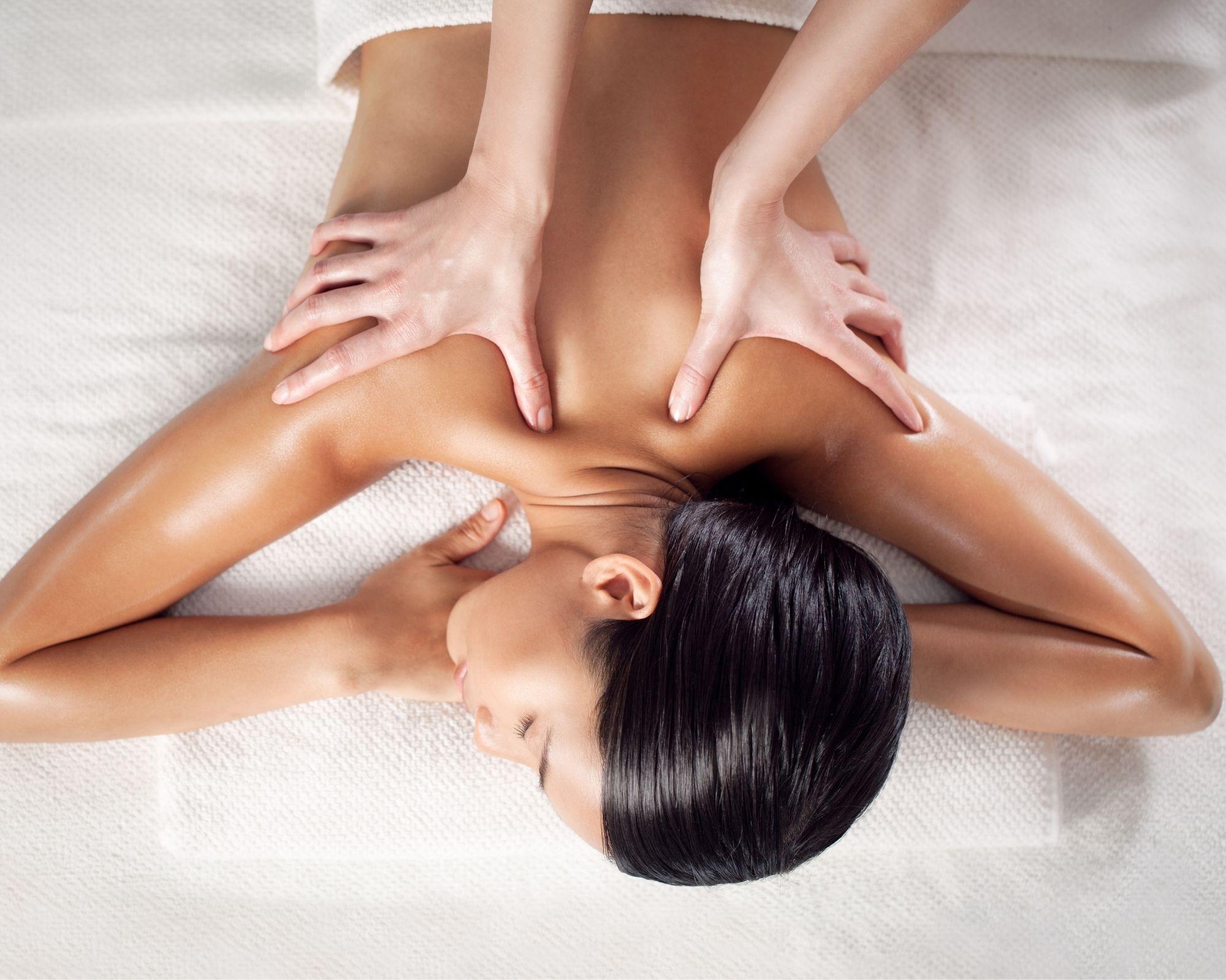 Rugmassage True Skin