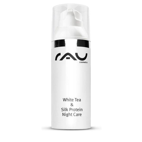 White Tea & Silk Proteïn Night Care
